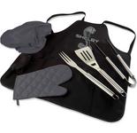 Shelby BBQ Tool & Apron Set
