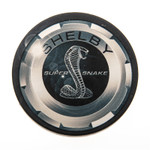 Car Coaster - Shelby Super Snake Gas Cap Console Insert