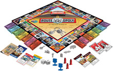 Route 66-Opoly Board Game