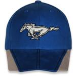 Blue Mustang Hexabill Running Horse Hat