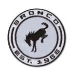 """Patch - Ford Bronco Est. 1966  3"""""""