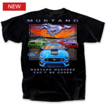 Can't Be Cured Mustang Madness T-Shirt