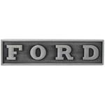 Knob Pull - FORD Embossed Metal