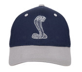 Youth SVT / Shelby Navy and Grey Hat