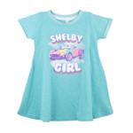 Shelby Girl Toddler Rainbow Dress