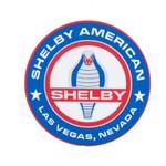 "Magnet -  Shelby American Las Vegas Round 3.5"""