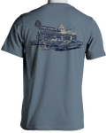 Ford Mustang Easy Street Laid Back T-Shirt
