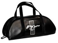 Mustang Tote Bag - Black - Small