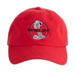 Youth Shelby Cobra Logo Red Hat