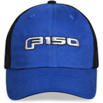 Ford F-150 Blue & Black Hat