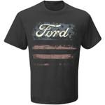Ford Americana Grey T-Shirt