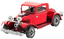 Metal Earth - 1932 Ford Deuce Coupe Model Kit Red