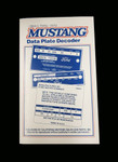 1964 1/2 - 1973 Mustang Data Plate Decoder
