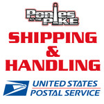 Apparel Shipping - Ponies at the Pike No Shows
