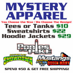 Mystery Apparel - Car Show Shirts, Tanks & Hoodies
