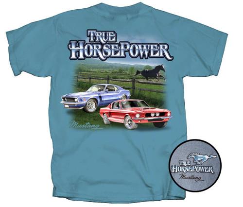 True Horsepower Mustang T-Shirt