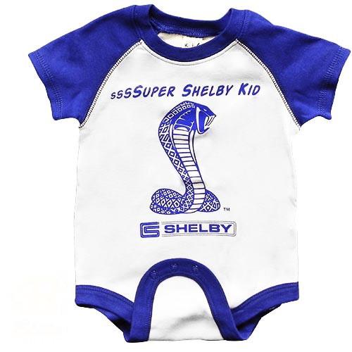 """""""sssSuper Shelby Kid"""" Infant Creeper"""