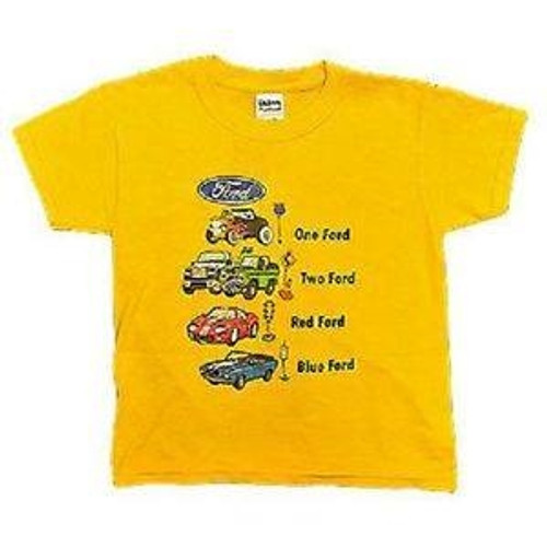 One Ford Two Ford Kids Shirt