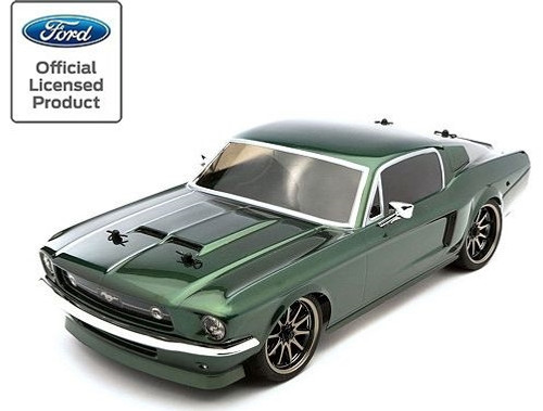 1967 Ford Mustang R/C Car 1/10th Scale