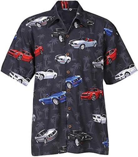 New Mustangs Camp Shirt