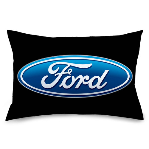 Pillowcase - Standard - Ford Oval Logo