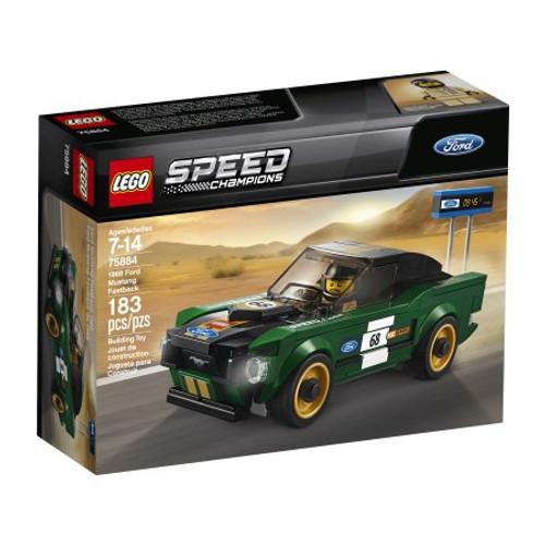 LEGO 1968 Mustang Fastback BULLITT
