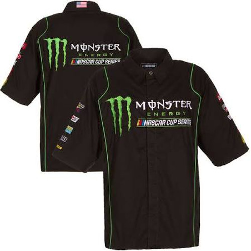 Monster Racing Pit Shirt