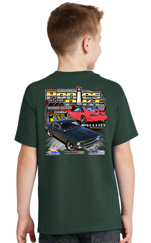 Event Shirt (Kid's) - Ponies at the Pike 2018 - Green
