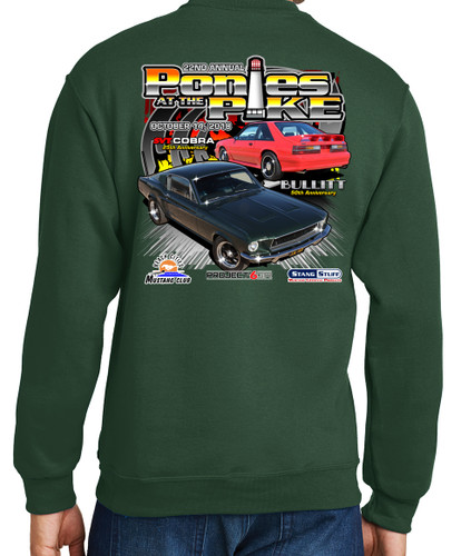 Event Sweatshirt - Ponies at the Pike 2018