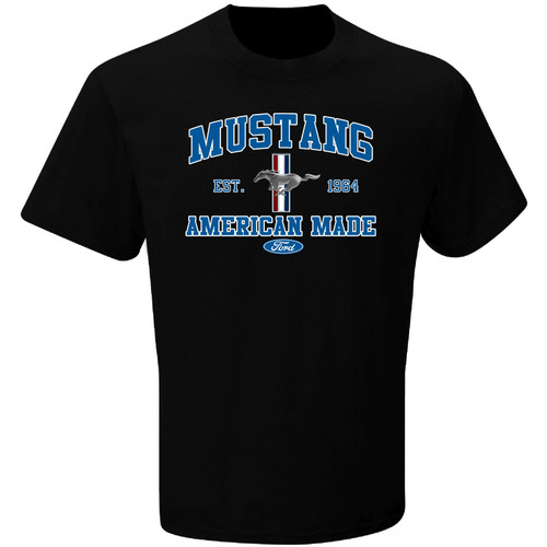 Mustang American Made T-Shirt