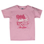 "Kids - ""Smooth Moves Mustang"" Girls T-Shirt (Pink)"