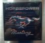 """Mustang """"Horsepower"""" Magnet"""