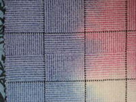 Using Dye-Lishus® cotton yarn