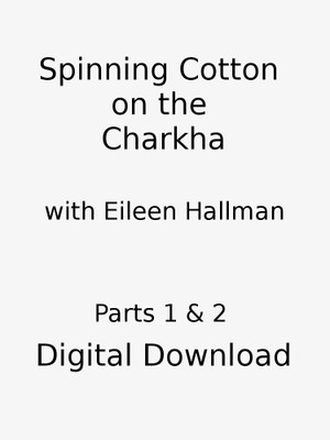 Spinning Cotton on the Charkha download