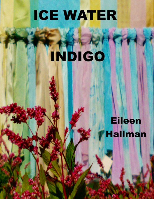 Ice Water Indigo booklet cover