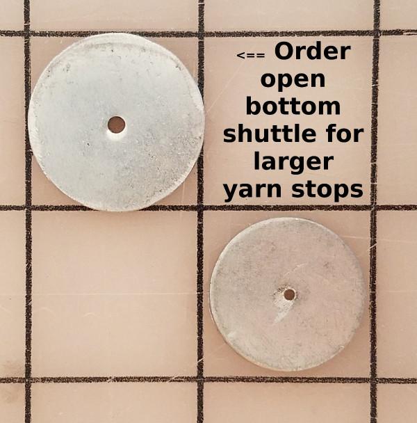 Charkha yarn stops