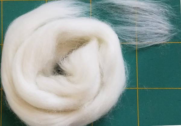 Dye-Lishus Tencel sliver