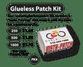 Glueless Patch Kit (PK4)