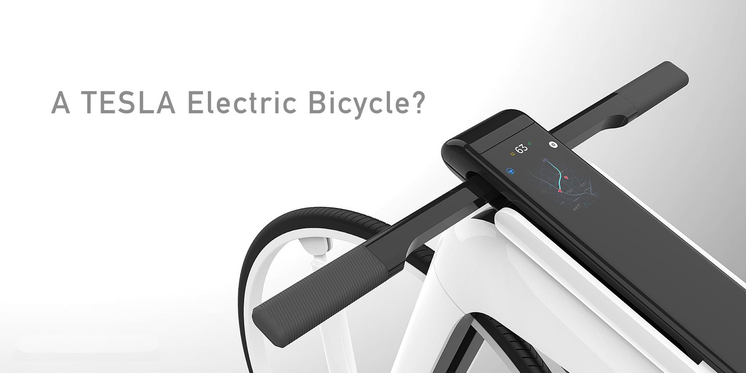 Elon Musk says Tesla 'might do an electric bike'