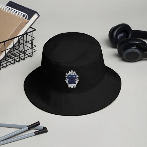 Smoking Yeti Bucket Hat