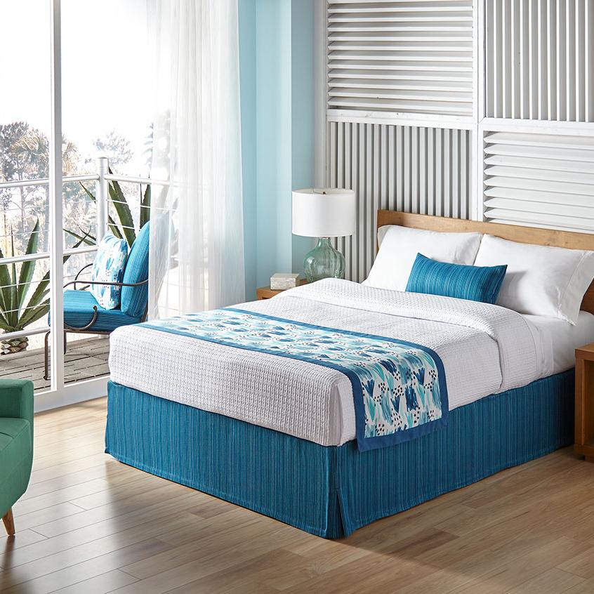 MTO Flicker Bed