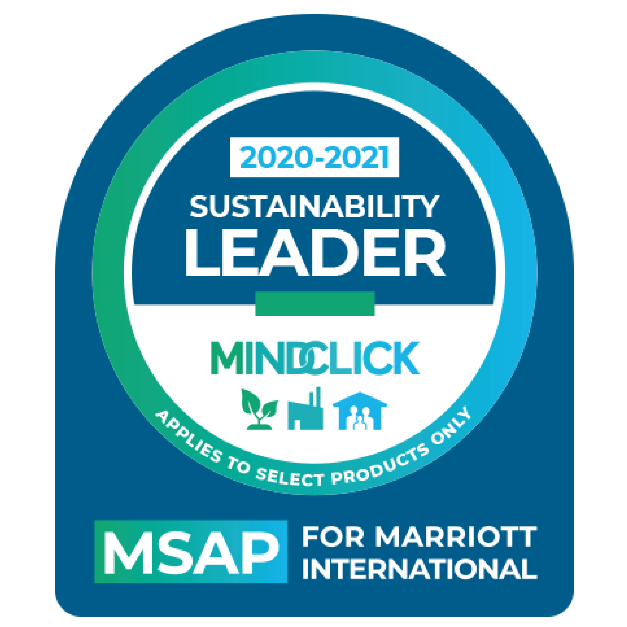 Marriot - Sustainability Leader