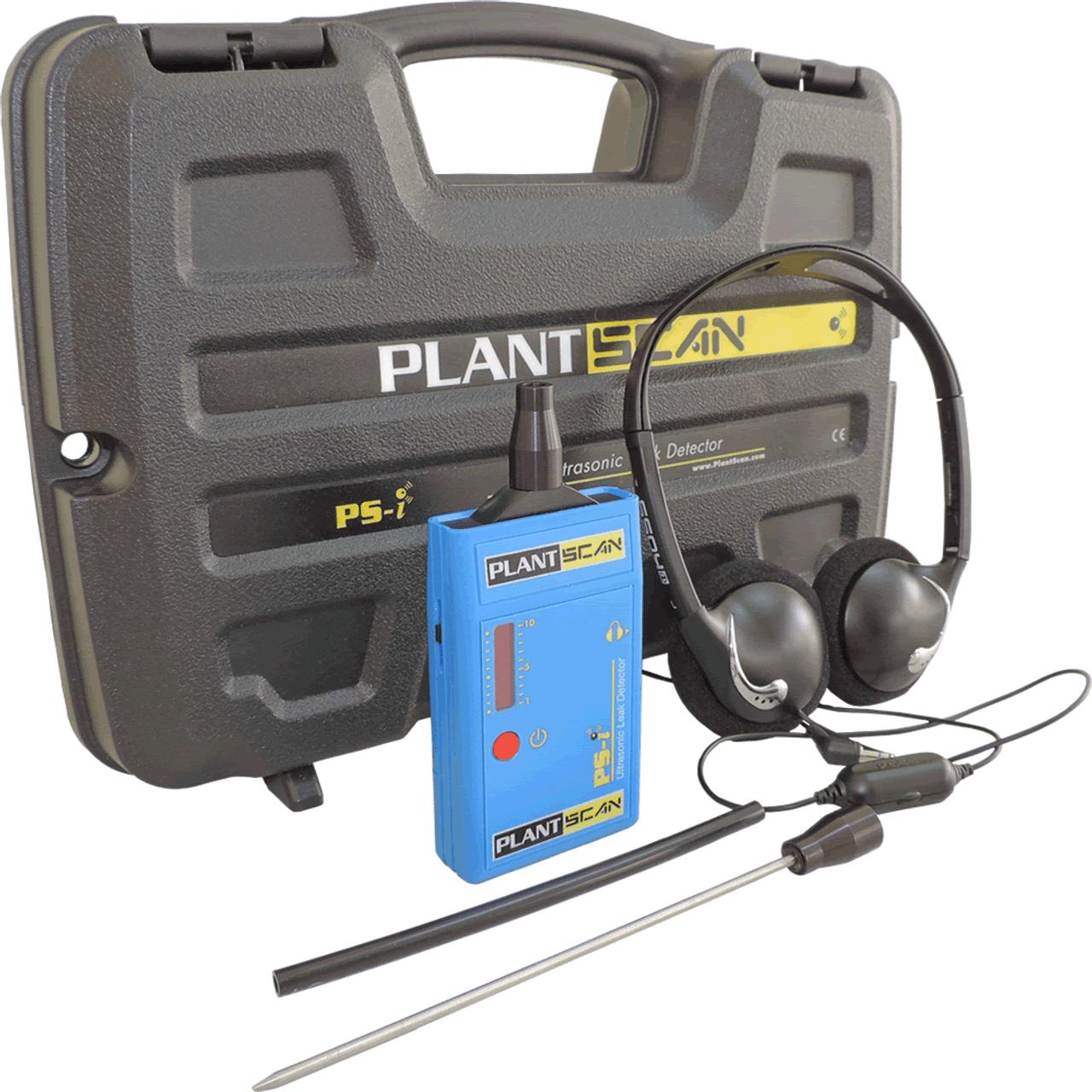 Ps-i Kit - Ultrasonic Leak Detector Side View