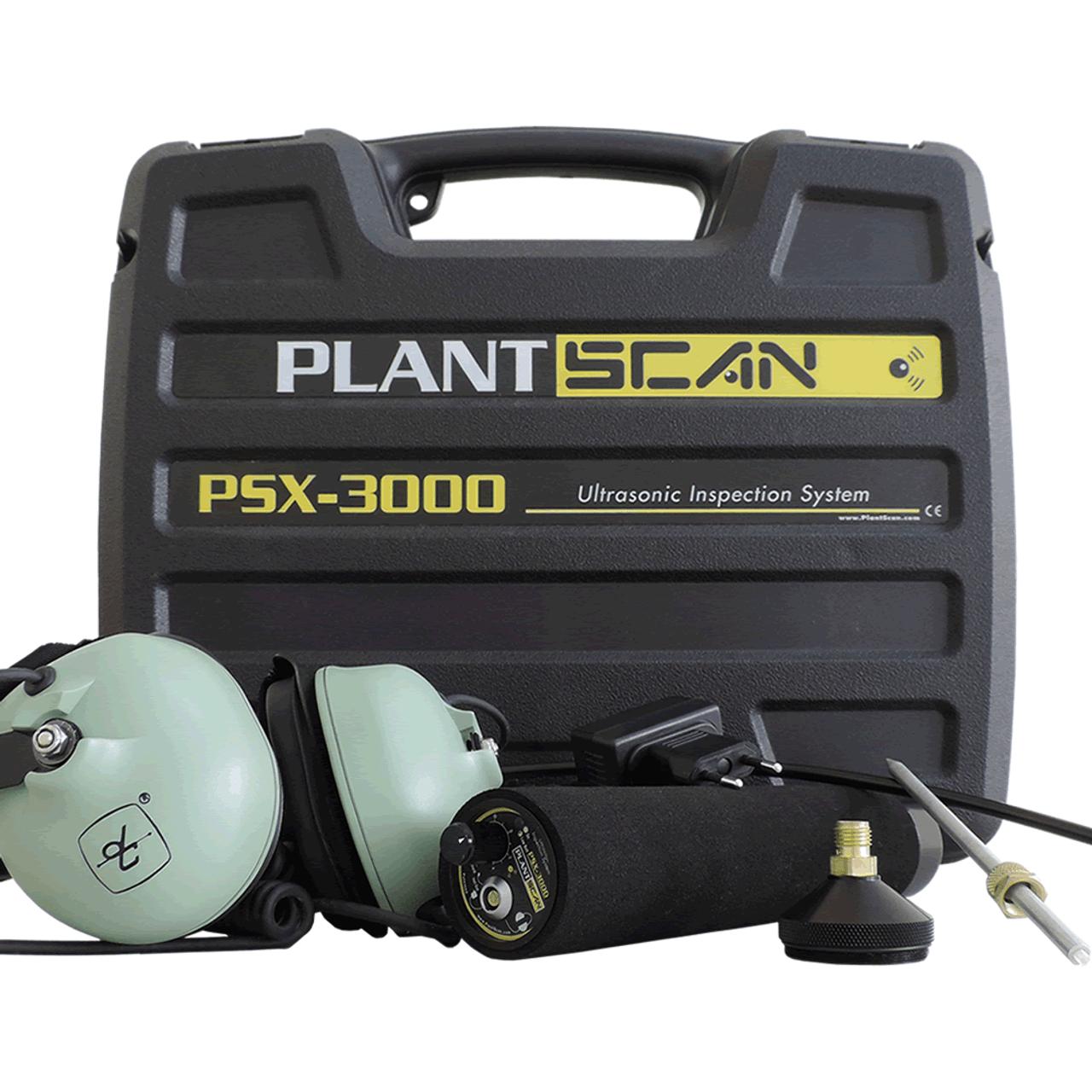PSX 3000 - Ultrasonic Leak Detector & Condition Monitor
