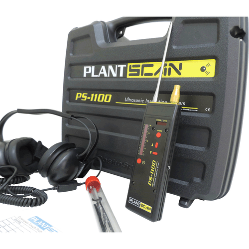 "PS 1100 Kit - Ultrasonic Leak Detector & Condition Monitor ""Side View"""