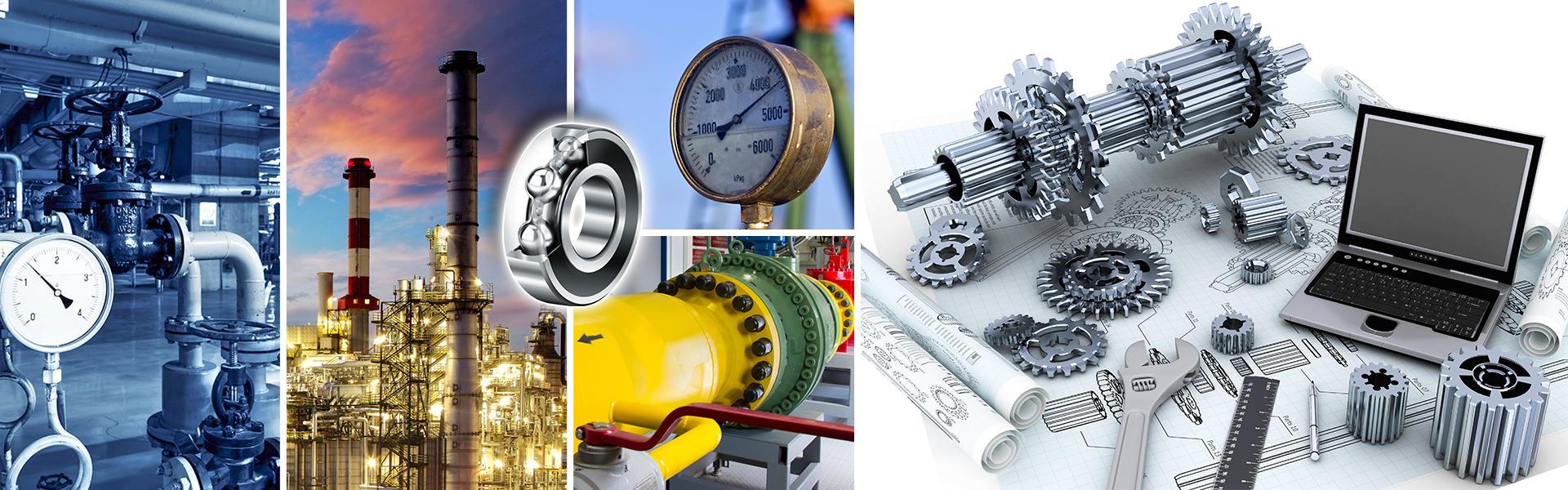 Industrial Solutions - Ultrasonic Leak Detectors PlantScan