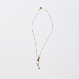 Hannah Nahas's Eternal Longing Necklace