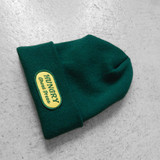 Green Ghost Gas Station Beanie