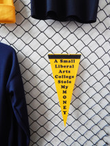College Theft Pennant