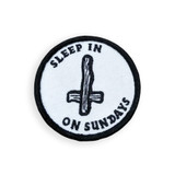 Sleep in on Sundays Patch
